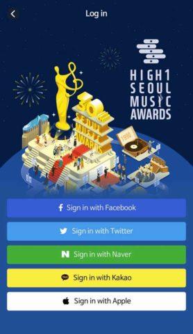 BTS☆ARMY『2021ソウルミュージックアワードSMA』投票方法・視聴方法