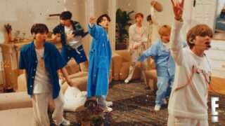 【BTS】日本初配信『BTS WEEK ザ・トゥナイト・ショー』dTVにて2021年1月8日配信スタート
