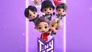 【BTS 防弾少年団】TinyTAN一番くじ⭐︎ファミリーマートで5月発売決定