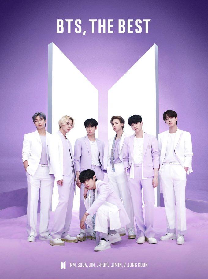 BTSベストアルバム『BTS,THE BEST』ジャケット写真公開!!まとめ