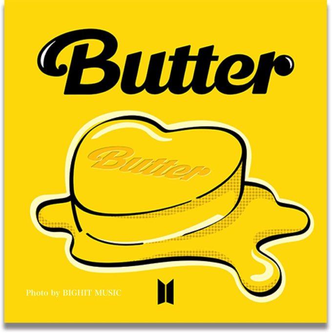 BTS 新曲『Butter』のリリース情報詳細『Dynamite』に続く英語曲
